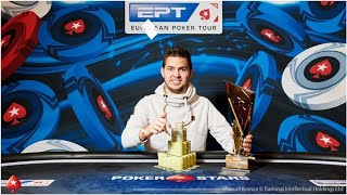 European Poker Tour: Matthias Eibinger gewinnt Super High Roller