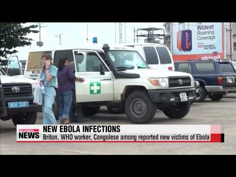 British national who contracted Ebola arrives in UK from Sierra Leone   시에라리온서 영