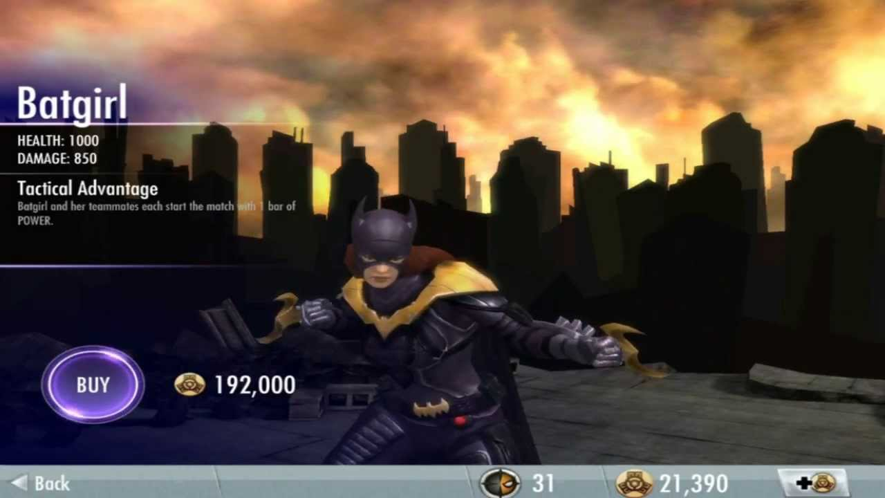 Red Son Zod Injustice Batgirl Zod And Red