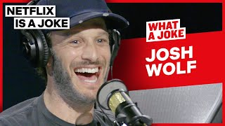 How To Grow 1 Million YouTube Subscribers with Josh Wolf | What A Joke | Netflix Is A Joke
