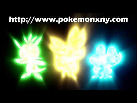 [LEAKED] Pokemon X Pokemon Y Free English 3DS ROM Download 2013