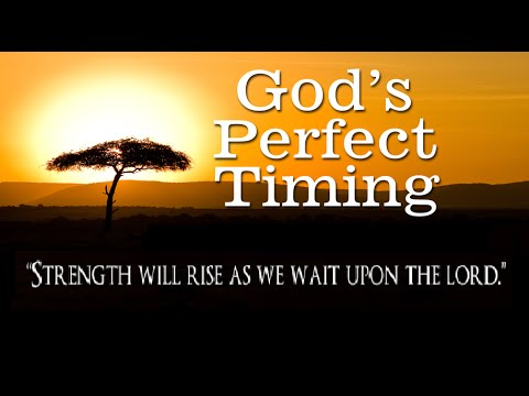 Daily Devotional for Women: Waiting on God's Timing...It's Worth It!