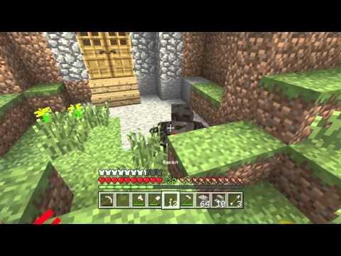Minecraft - Выживание - #9 - Архитектурный шедевр :)