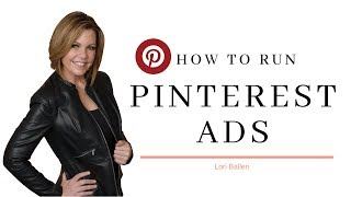 How To Run A Pinterest Ad Campaign | Promote a Pin on Pinterest Tutorial