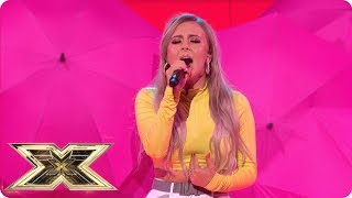 Molly Scott Belts Out Bts 39 Fake Love Live Shows Week 1 The X Factor Uk 2018
