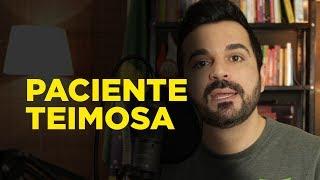 RISCO DE MORTE EM PACIENTE CABEÇUDA | Histórias da medicina