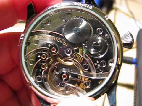 BULOVA cal.17AE Project Made Wrist Watch
