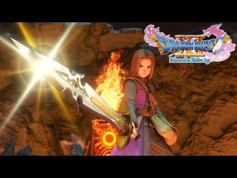 "DRAGON QUEST XI – ""The Legend of the Luminary� (E3 2018 Trailer)"