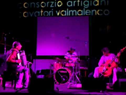 Concerto di Salis Rabbia Angeli Chiesa in Valmalenco 9/07/2011