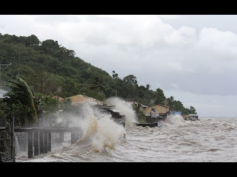Philippine Typhoon Toll Rises To 41