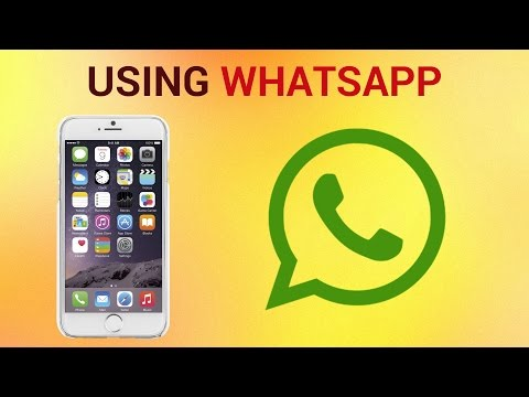 How to Download and Use WhatsApp on iPhone or iPod Touch
