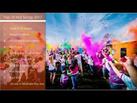 Holi Songs | Best Bollywood Party Songs | New Holi Songs Jukebox | Bollywood Beats