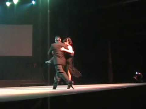 Mundial de Tango Extraordinary Couple