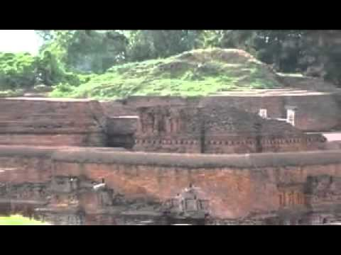 Nalanda University Ancient Ruins(bihar)