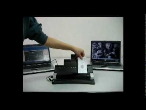 Plustek MobileOffice S420 Scanner