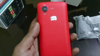 MICROMAX BOLT A082(FIRST LOOK) UNBOXING