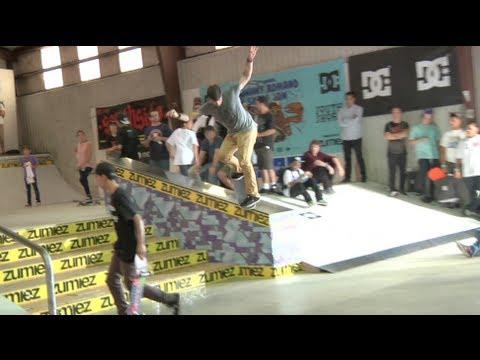 Johnny Romano Skate Jam 2012 - TransWorldSKATEboarding