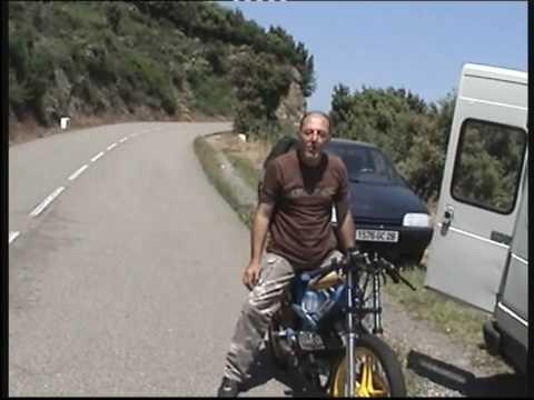 MBK Bicylindre