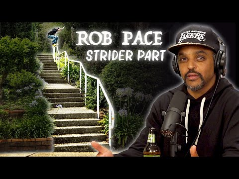"""We Review Rob Pace's """"Strider"""" Part!"""