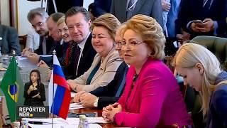 Presidente Michel Temer assina atos de cooperação com líder russo Vladimir Putin