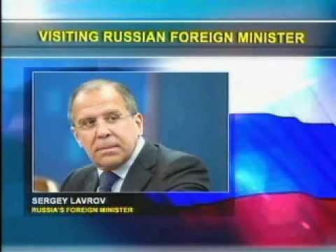 FIJI VISIT BY RUSSIAN FOREIGN MINISTER.wmv