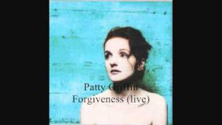 Watch Patty Griffin Forgiveness video