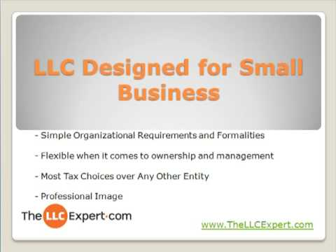 What is a LLC Limited Liability Company; Why Use It for Business