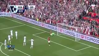 Manchester United vs QPR 4-0 All Goals and Highlig