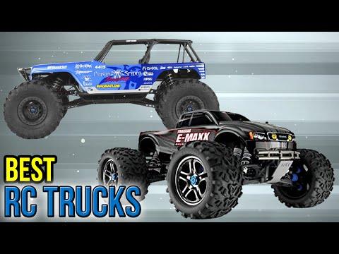 8 Best RC Trucks 2017