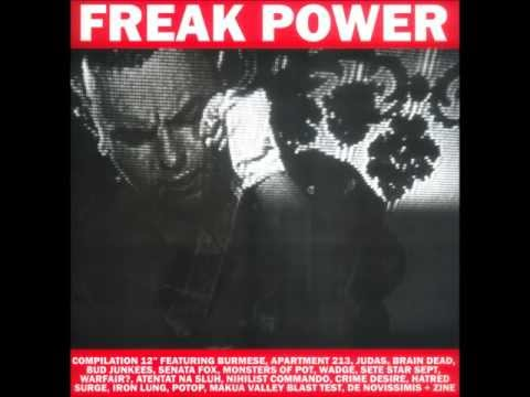 V/A - FREAK POWER [FUCK YOGA 2009] - full
