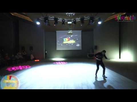 Berkay Saylam Solo Dance Performance - EDF 2016