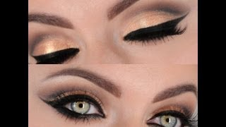 Glam Evening Look Makeup Tutorial
