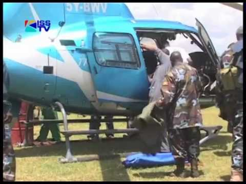 Military Choppers Uganda Military Choppers Crash