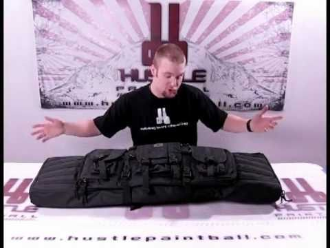 Gen X Global Deluxe Tactical Gun Case Review by HustlePaintball.com