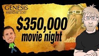 Night at the movies… $350K plus popcorn (Eric Hovind