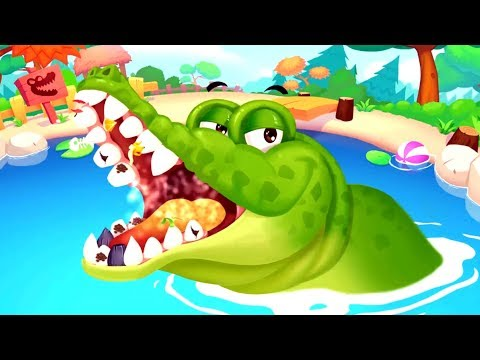 Children Play Crazy Zoo Animals Kid Games Fun Animals Care Game for Kid Play