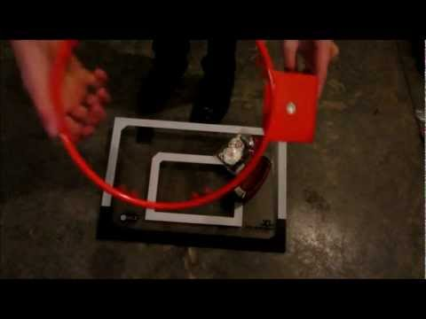 SKLZ Pro Mini Basketball XL Hoop review and unboxing