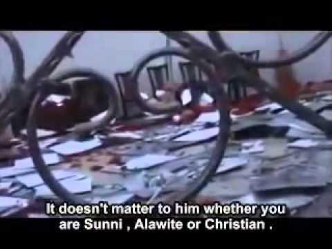 +18 Syria, Latakia  The Regime's Crimes Against Christians