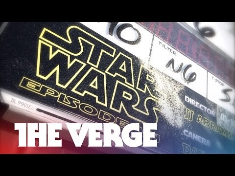 Star Wars: Episode VII adds new cast and Millenium Falcon: 90 Seconds on The Verge