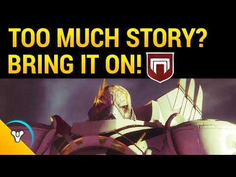 Destiny 2: Creating a Memorable Story, Reviving the Traveler
