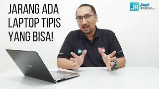 Laptop Tipis, Bisa Gaming, Bisa Edit Video, Irit Baterai, Harga OK: Review Asus Vivobook S14 S430UN