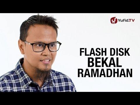 Flash Disk Bekal Ramadhan Yufid.TV