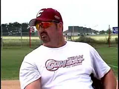 Slowpitch Softball Tips with Combat Softball Video