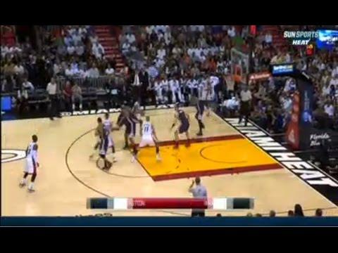 Miami heat vs Washington Wizards    Bosh , Cole lead   , Ennis Dunk on Butler  !  Full game recap