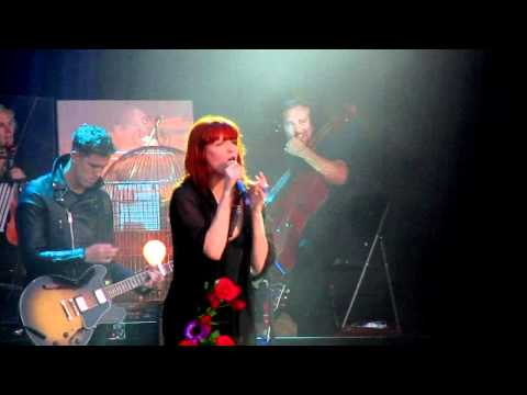 Florence and the Machine - My Boy Builds Coffins live at V Festival 2010