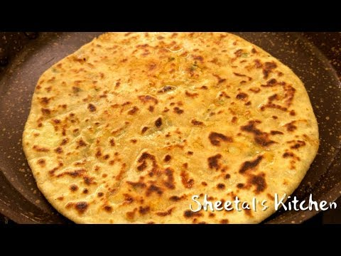 बहुत आसान तरीके से बनाये स्वादिस्ट आलू पराठा- Easy Aloo Paratha recipe