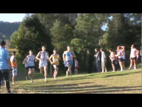 Nowra 2011 XC 12km men&#039;s race