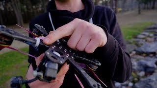 BLACK BIRD FPV - How to Cinematic with FUCKED UP gears