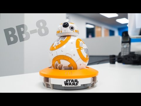 Sphero BB-8 Unboxing: The Force Is Powerful With That A singleThe Force Is Strong With That One