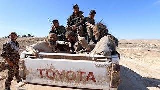 Syrie : l'Etat islamique perd de nouveaux territoires